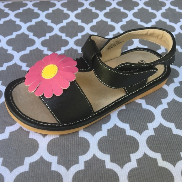 1a496f634f New Laniecakes Black sandals - Sz 12
